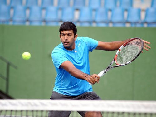 Bopanna axing result of Davis Cup pullout versus Spain