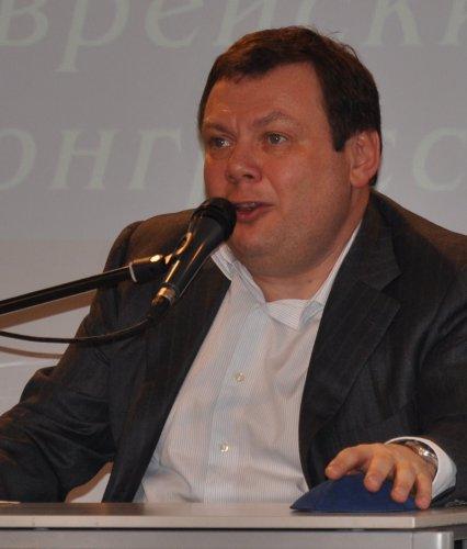 Mikhail Fridman. Photo credit: Wikimedia