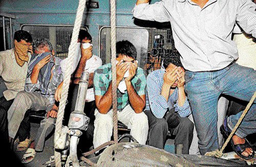 Nineteen held for cricket betting in West Bengal, M'rashtra, Rajasthan