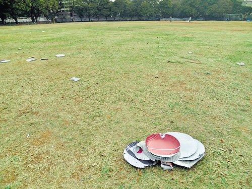 BU raises its 'pitch' over damaged cricket ground