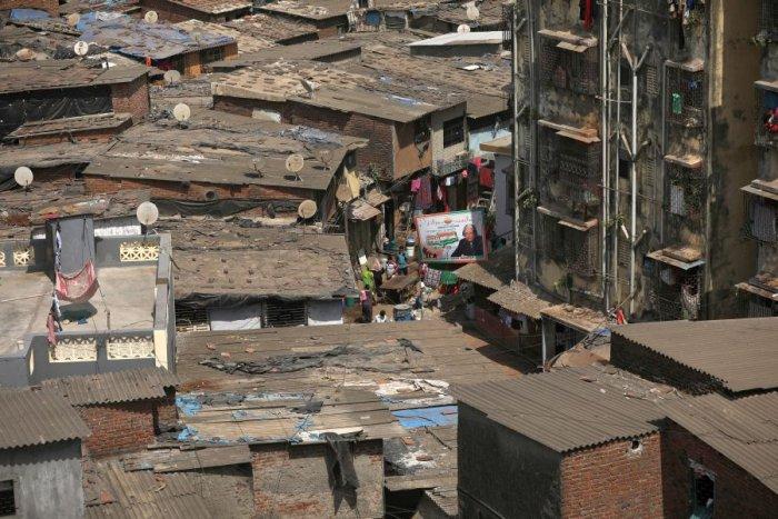 File photo of Dharavi. Credit: Reuters