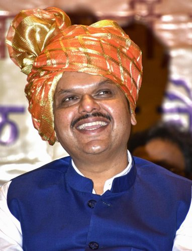 The 49-year-old is likely to be sworn in as the chief minister for the second successive term, if everything goes well between the BJP and Shiv Sena.PTI Photo