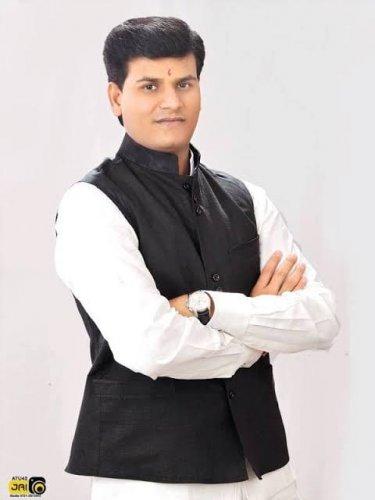 Yuva Swabhiman Party founder Ravi Rana.