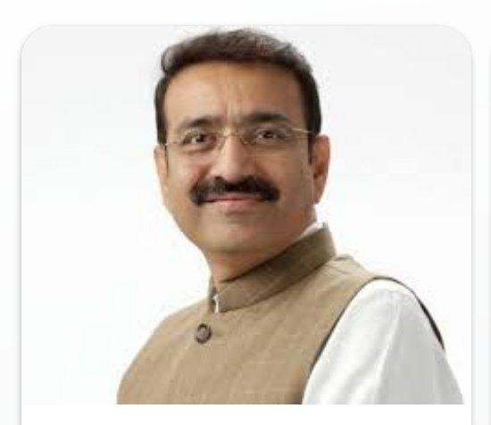 Nagpur Mayor Sandip Joshi. (DH File photo)