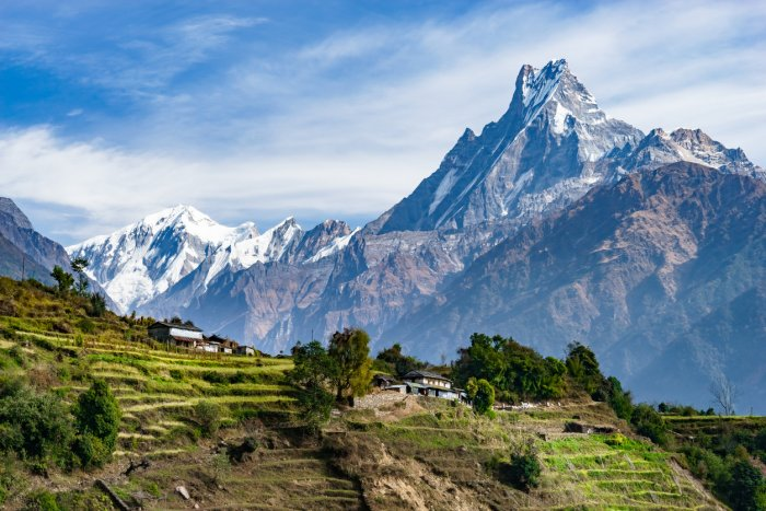 A team of four mountaineers led by Umesh Zirpe will climb MtAnnapurna (8,091 meters), the tenth highest mountain in the world in March- April 2020. (Photo: iStock)