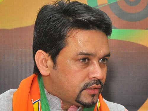 2nd round of talks on Indo-Pak cricket in coming weeks: Thakur