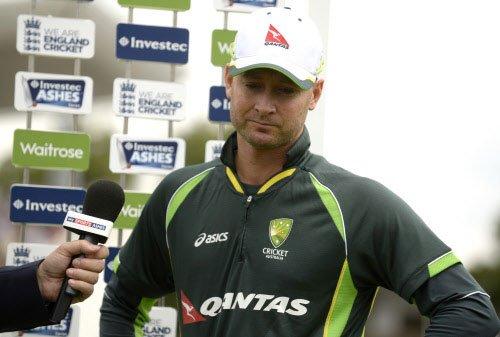 Clarke set to return to first class cricket, IPL on his radar