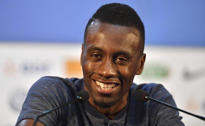 France's midfielder Blaise Matuidi. (AFP Photo)