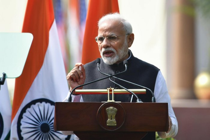 Prime Minister Narendra Modi. Credit: AFP Photo