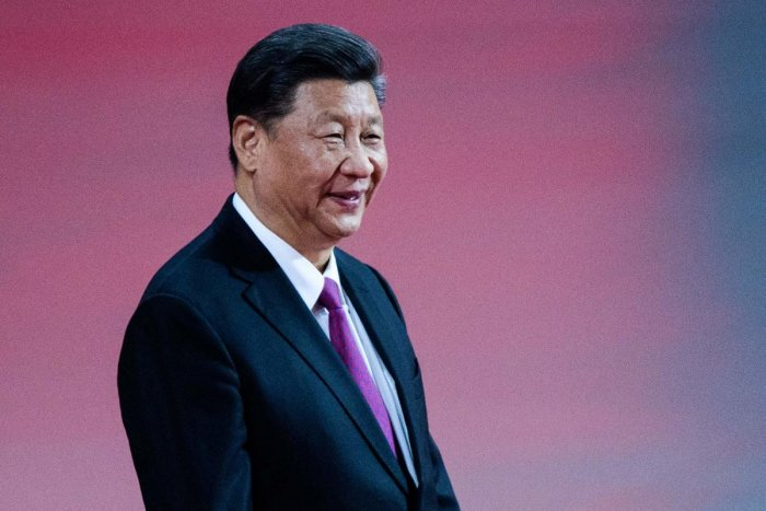Xi said said China has set up its online COVID-19 knowledge centre that is open to all countries. AFP/File