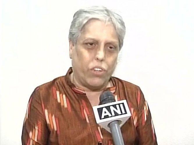 Will focus on Players' Association, women's cricket: Edulji