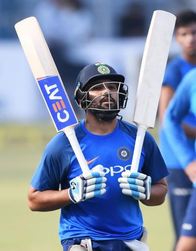 Test cricket hasn't worked for me: Rohit