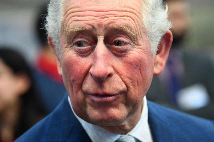 Britain's Prince Charles, Prince of Wales. Credit: AFP Photo