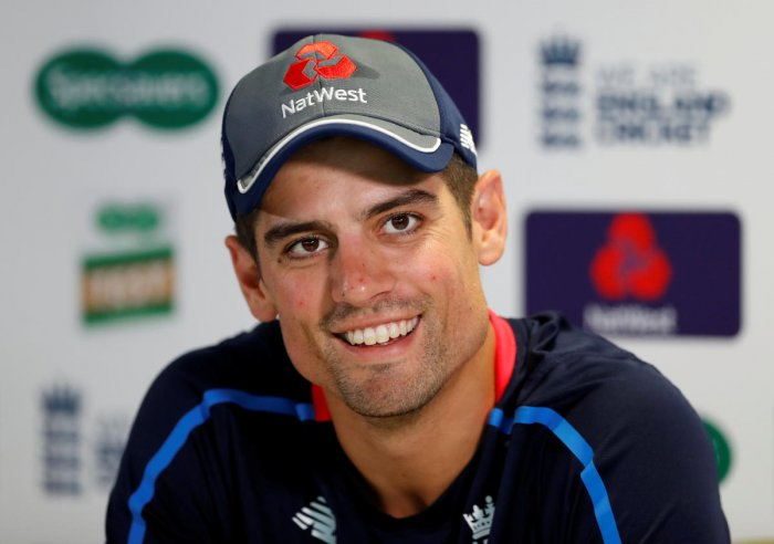 The 33-year-old Essex left-hander is England's all-time leading Test runscorer with 12,254 runs at 44.88 including 32 hundreds. (Reuters File Photos)