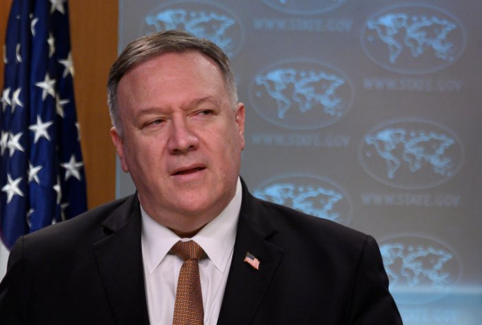 U.S. Secretary of State Mike Pompeo. Credit: Reuters Photo