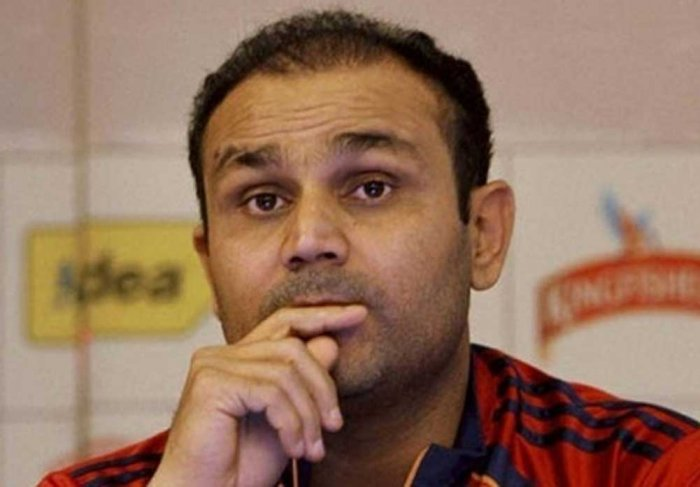 It couldn't be confirmed if the retention of Manoj Prabhakar was the trigger for Sehwag's resignation. PTI file photo.