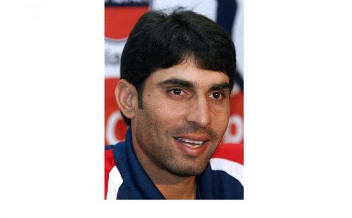 Former Pakistan captain Misbah-ul-Haq. Credit: File Photo