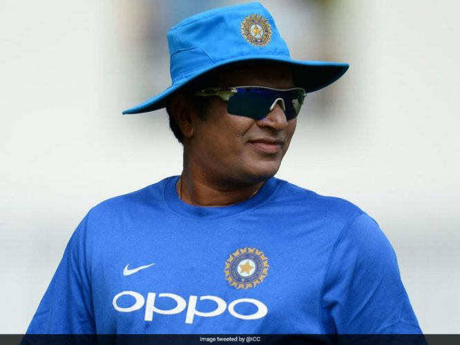 Former coach of Indian women's cricket team Tushar Arothe. (File photo)