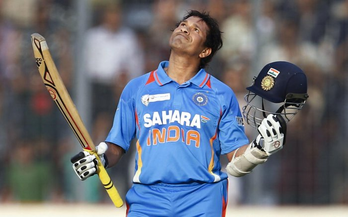 Sachin Tendulkar to take part in Road Safety World Series (PTI Photo)