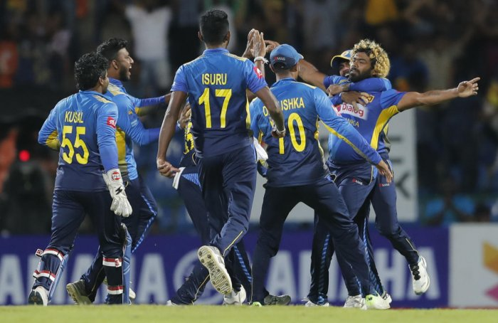 """The board said the Sri Lankan Prime Minister's Office had advised it to """"reassess the situation"""" after it received """"reliable information of a possible terrorist threat"""" against the national squad ahead of the six-match limited overs tour. (AP/PTI File Pho"""