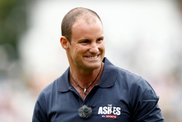 Former England captain Andrew Strauss. (Photo: Andrew Boyers/File Photo)
