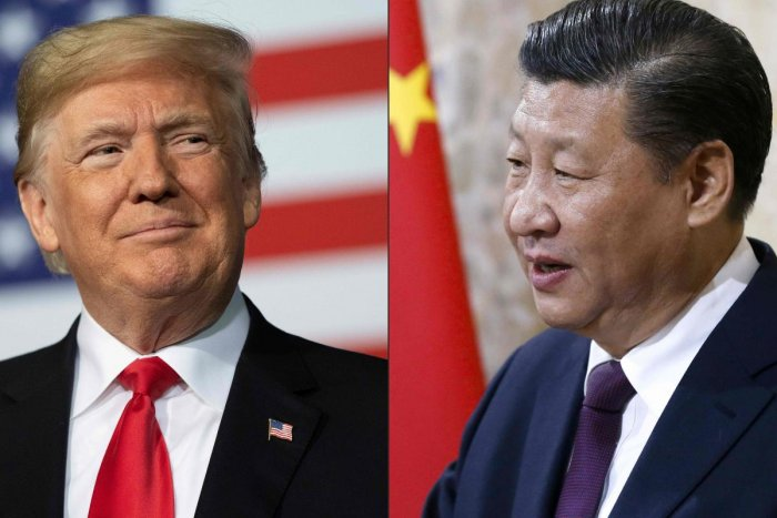 China asks US to 'meet halfway' after Donald Trump threatens to ...