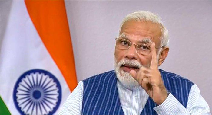 PM Narendra Modi (PTI photo)