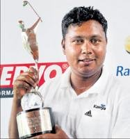 Cool Ashok wins second straight title