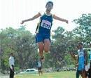 Praveenlal, Reena best athletes