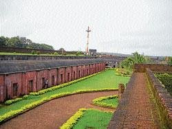 Fort St Angelo - A blend of architectural style