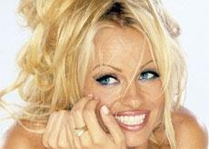 Pamela Anderson cried during first Playboy shoot