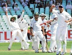 India complete stirring victory