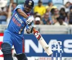India score resounding victory