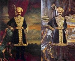Here, Tipu's legacy lives on