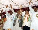 Cong launches blistering attack on Yeddyurappa