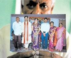 Abducted collector's family in shock