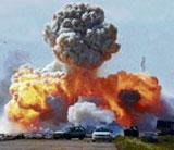Tomahawks strike Libya