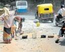 Valvemen turn into water mafia
