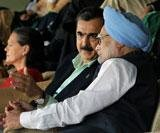 Gilani says he and PM committed to work for peace
