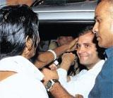 Rahul Gandhi arrested amid high drama