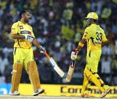 CSK beat DD by 18 runs to maintain unbeaten record at home