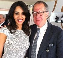 Mallika Sherawat on a shocking spree at Cannes