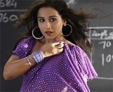 Simpleton to sexy siren: Vidya Balan goes ooh la la!