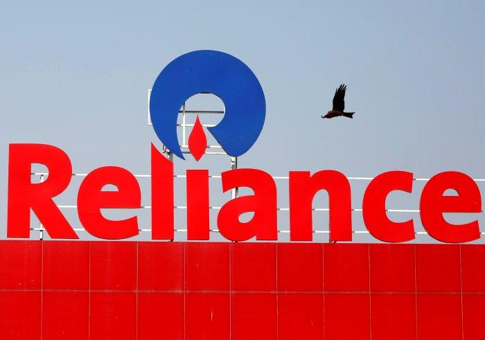 Reliance logo. (Credit: Reuters Photo)