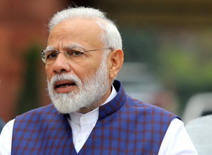 PM Narendra Modi (Credit: Reuters)