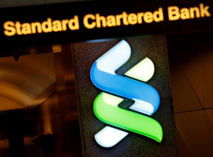 As a British-based lender focused on Asia, Africa and the Middle East, StanChart's profit slump showed how the pandemic is hitting businesses worldwide as governments freeze their economies to slow the virus' spread (Credit: Reuters)