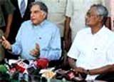 Tata ready to return Singur land if govt compensates