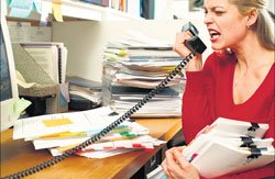 Coping with workplace tension and anxiety