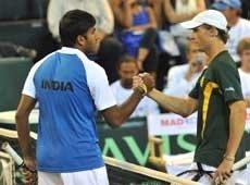 Davis Cup: India concede doubles tie against SA