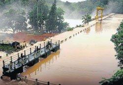 Rain heaps misery on MP, Kerala